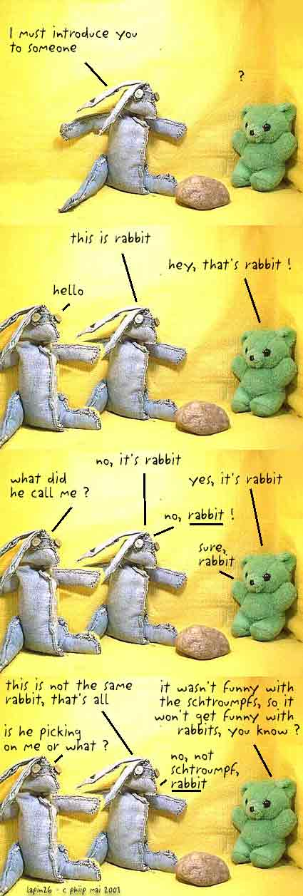 rabbit, episode 26