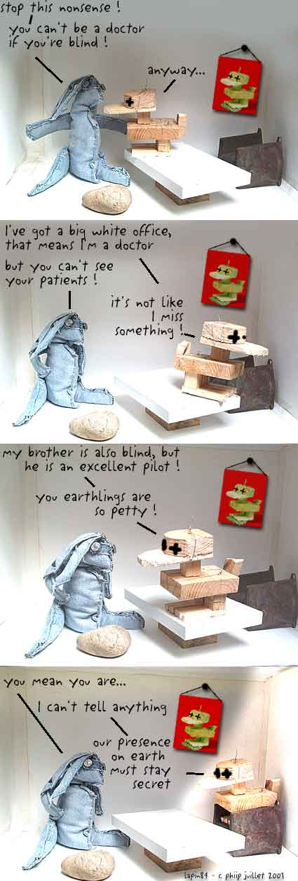 rabbit, episode 84