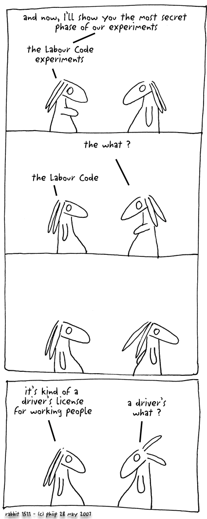 the labour code