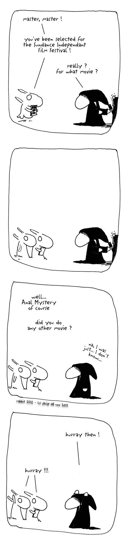 Anal Mystery